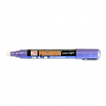 Metallic Violet Zig Posterman Wet Wipe Chalk Marker